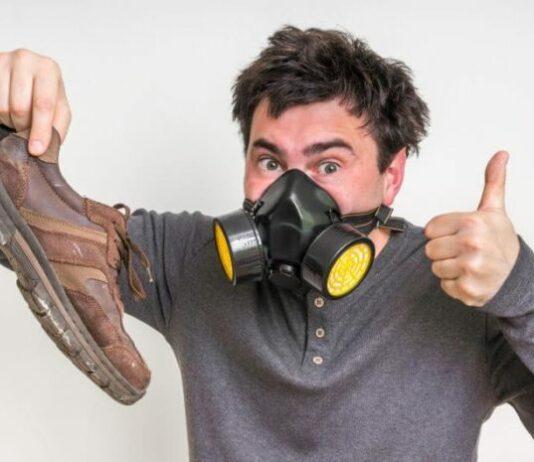 shoe-odor