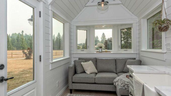 living room interior tiny house