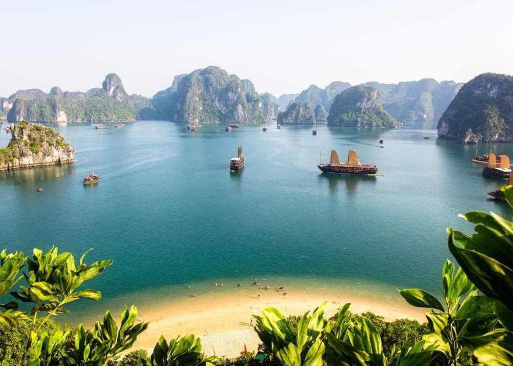 Öar i Vietnam